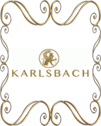 Украшения из стекла Exclusive Karlsbach